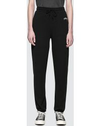 Stussy - Smooth Stock Sweatpant - Lyst
