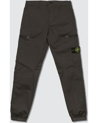Stone Island - Trousers (toddler) - Lyst