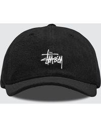 Stussy - Stock Terry Cloth Low Pro Cap - Lyst