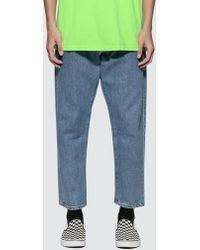 Stussy - Big Ol' Jeans - Lyst