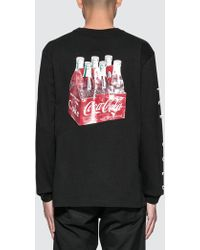 Atmos Lab - Coca Cola L/s T-shirt - Lyst