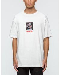 Divinities - Cybotg Ninja T-shirt - Lyst