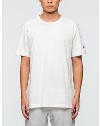 Champion - Small Logo S/s T-shirt - Lyst