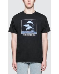 Strangers - The Dolphin S/s T-shirt - Lyst