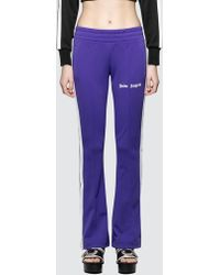 Palm Angels - New Skinny Track Pants - Lyst