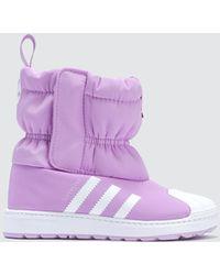 adidas Originals - Sst Wint3r Cf Infants - Lyst