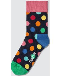 Happy Socks   Kids Big Dot Sock   Lyst