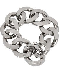 Henri Bendel - Chain Link Bracelet & Scarf Holder - Lyst