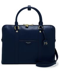 Henri Bendel - West 57th Briefcase - Lyst