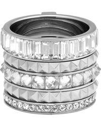 Henri Bendel | Chrysler Puzzle Ring | Lyst