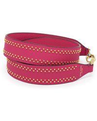Henri Bendel - Studded Bag Strap - Lyst