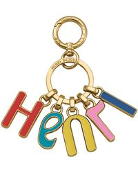 Henri Bendel - Influencer Henri Key Fob - Lyst