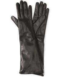 Henri Bendel - Socialite Statement Long Gloves - Lyst