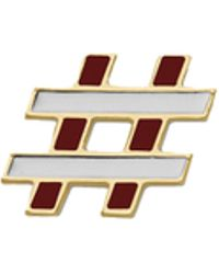 Henri Bendel - Influencer Hashtag Pin - Lyst