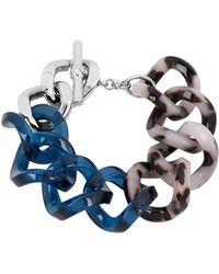 Henri Bendel - Resin Link Bracelet - Lyst