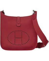 herme handbag - Herm��s Evelyne Iii 33 in Brown (TOFFEE)   Lyst