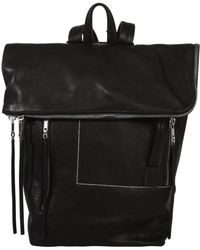 Rick Owens | Leather Medium Duffle Bag Black | Lyst