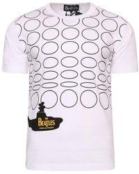 Comme des Garçons - The Beatles Submarine Bubble T-shirt White - Lyst
