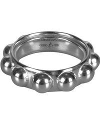 Betony Vernon - Silver Stressless Ring - Lyst