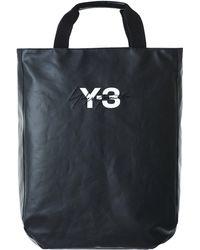 Y-3 - Logo Tote Bag - Lyst