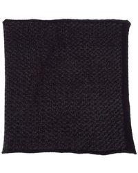 Label Under Construction - Square Silk-wool Beanie - Lyst