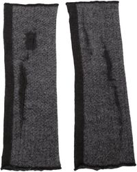 Label Under Construction - Wool Arm Warmers - Lyst