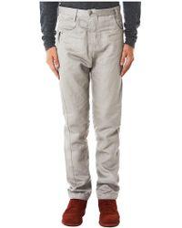Taichi Murakami - Asymmetric Denim Jeans - Lyst