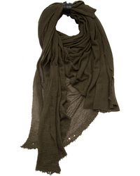 Tissu Tire - Object Dyed Scarf - Lyst