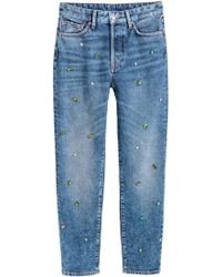 H&M Vintage High Jeans