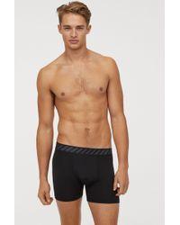 H&M - Sports Boxer Shorts - Lyst