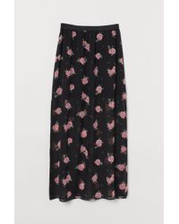 H&M - Ankle-length Skirt - Lyst