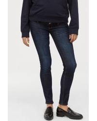 H&M - Mama Skinny Jeans - Lyst