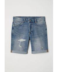 H&M Jeansshorts Slim