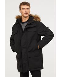 H&M - Warm-lined Parka - Lyst