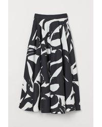 H&M - Circular Skirt - Lyst