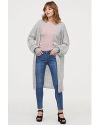 H&M - Loose-knit Cardigan - Lyst