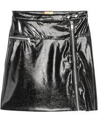 H&M Short Patent Skirt