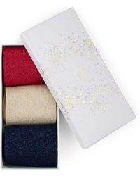 Hobbs - Sparkle Sock Set - Lyst