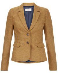 Hobbs - Hackness Wool Jacket - Lyst
