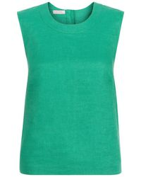 Hobbs - Green 'ruby' Top - Lyst