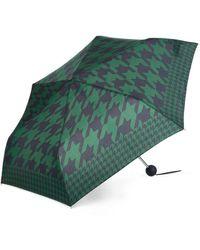 Hobbs - Houndstooth Umbrella - Lyst