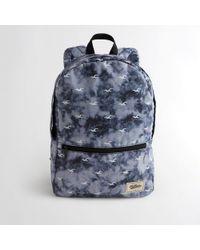 Hollister   Tie-dye Backpack   Lyst