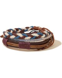 Hollister - 3-pack Bracelet - Lyst