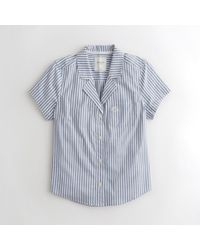 Hollister - Girls Woven Sleep Shirt From Hollister - Lyst