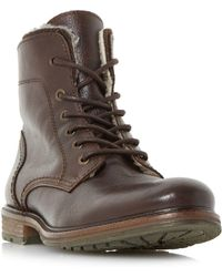 Dune - Chichest Double Collar Casual Boots - Lyst