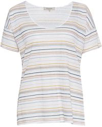 Great Plains | Sugar Stripe Colour T-shirt | Lyst