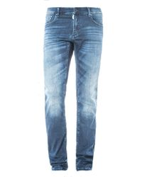 Antony Morato - Men's Don Giovanni Jeans With Dark-blue Wash - Lyst