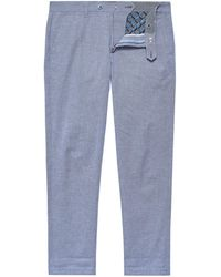 Ted Baker - Men's Holclas Classic Fit Textured Chinos - Lyst