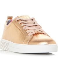 Ted Baker - Kelleip Palace Gardens Trainers - Lyst