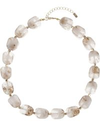 Hobbs - Emma Necklace - Lyst